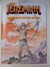 Jeremiah  Nr. 29  Hardcover Zustand 1