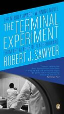 THE TERMINAL EXPERIMENT Robert J. Sawyer signed reprint