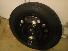 BMW OEM EXCELLENT USED SPARE TIRE T135-80-17 SERIES 1 3 AND 5