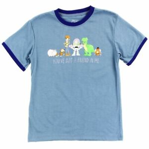 TOY STORY Boys 4-7 Blue T-Shirt