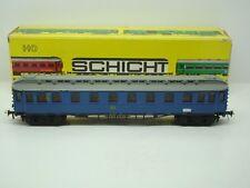 SCHICHT - 426/875 - HO - VOITURE VOYAGEURS ECLAIRER - VEB DRESEN - DR - BOITE -