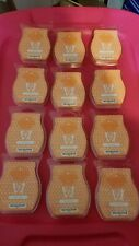 HUGE SCENTSY BAR LOT OF 12 Tropic Tango  BARS -FREE SHIPPING PRIORITY