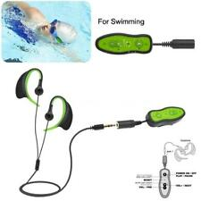 8GB Waterproof MP3 MP4 Music Player Clip for Outdoor Sport Swimming Diving A0V8