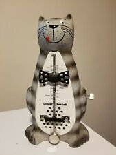 Wittner Taktell Cat Metronome Works perfectly Made in Germany