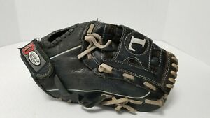 "Louisville Slugger Dynasty Series 12"" Baseball Glove Mitt DYN1200 Black"