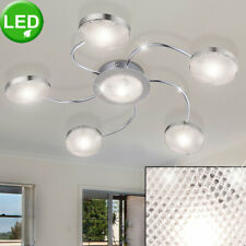 LED Deckenbeleuchtung 6-flammig 24 Watt Beleuchtung Strahler Leuchte Lampe edel