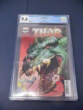 Thor #8  LGY #734  Variant Edition  CGC 9.6 Marvel EZ939