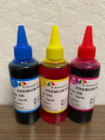 3x100ml CMY refill ink kit for HP 940 940XL OfficeJet Pro 8000a 8500a