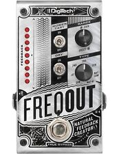 New DigiTech FreqOut Natural Feedback Creator Effects Pedal