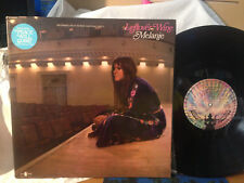 "MELANIE LEFTOVER WINE VINYL LP 12"" RECORD GATEFOLD"