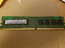 Memoria samsung DDR2 1GB 5300U