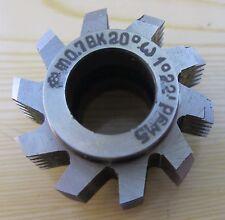 Gear Hob Cutter Module M 07 20 Hss M2