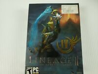 Lineage II: The Chaotic Throne PC Game Vintage