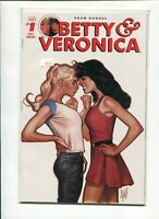 BETTY AND VERONICA #1 Adam Hughes Near Mint Free Shipping  BUY IT NOW