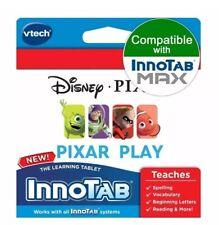 Vtech Innotab 1 2 3 3S & Innotab Max Tablet Disney Pixar Play Language Arts 4-6