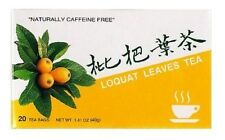 Loquat Leaves Tea 20 Tea Bags  Fast Shipping !