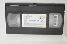 Little Women VHS Movie