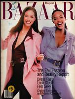 Harper's Bazaar July 1996 Naomi Campbell Christy Turlington 022521ame