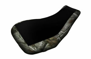 Arctic Cat DVX 250 Seat Cover Camo & Black Color TG20187180
