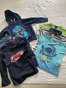 Paket Kleidung ⭐️24 Teile ⭐️Junge ⭐️Größe 98/104 ⭐️u.a. geox tcm h&m ⭐️gebraucht