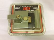 Sicurezza dell' Unione 40mm morti latch DY 1097 Narrow STYLE AUTO deadlocking RIM LOCK