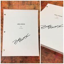 GFA Animal Kingdom - Craig * BEN ROBSON * Signed Autograph TV Episode Script COA