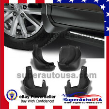 4x Front and Rear Splash Guard Mud Flaps for Honda CRV CR-V 2012 2013 2014 15 16