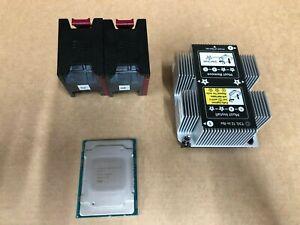 HPE DL380 Gen10 Intel Xeon Silver 4210 10-Core (2.20GHz 14MB L3 Cache) Processor