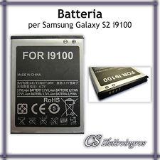 Batteria per Samsung EB-F1A2GBU per I9100 Galaxy S2 S II I9105 Plus 1650mHa