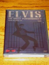 ELVIS THE GREAT PERFORMANCES FROM THE WAIST UP VOL 3 SS