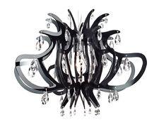 Slamp Lillibet Black Nera Lampada a Sospensione Lampadario moderno Design