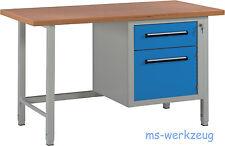 AKTION Dringenberg Werkbank 1500 KWB 1/1 fix - freie Farbwahl!