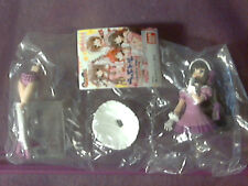 Japanese Anime Figure  Lovely Idol Purple Dress B.  Sealed
