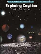 APOLOGIA EXPLORING CREATION W/ASTRONOMY K-6 SCIENCE NEW