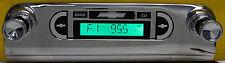 1953 1954 Chevy Belair USA-630 am/fm Aux imput USB Radio W/O OEM Pushbuttons