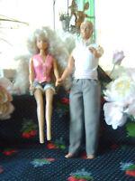 Le beau couple vintage  mannequin  ======  tres bon état