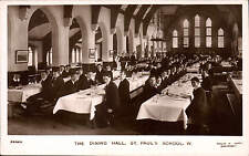 Hammersmith. The Dining Hall, St Paul's School # 24343 in Hunt's Series.