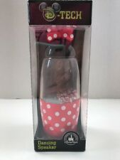 DISNEY PARKS D Tech Dancing SPEAKER   MINNIE MOUSE Polka Dot & Bow New in Box