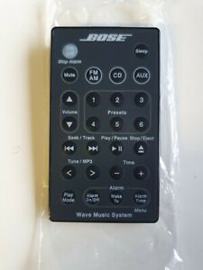 Genuine Bose Wave Music System Remote Control For AWRCC6 AWRCC5 Radio/CD