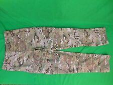 Mens TRU-SPEC PROFESSIONAL GRADE JUNGLE CAMOUFLAGE PANTS, Size Small Long