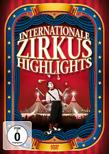 DVD Internationale Zirkus Highlights incl Flic Flac, Chinesischer Staatszirkus