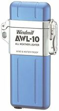 WINDMILL Lighter AWL-10 All Weather waterproof Blue 307-1002 Japan Import
