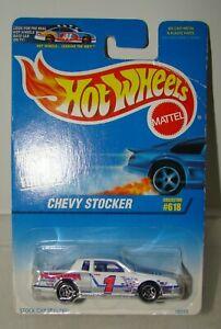 Hot Wheels Chevy Stocker Huffman #618 MOMC