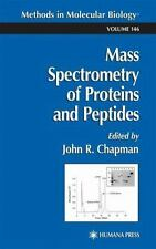 Mass Spectrometry of Proteins and Peptides (Methods in Molecular Biology), , Ver