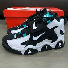 Nike Air Barrage Mid Black White Cabana AT7847-001 Size 11 New