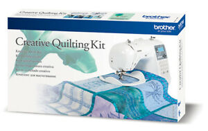 BROTHER CREATIVE QUILTING KIT NV 15, 35, 55, 20LE   FREE UK DELIVERY