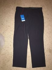 Rohan Mens Travel Hiking Pants 40 R Stronghold Trousers Blue New NWT