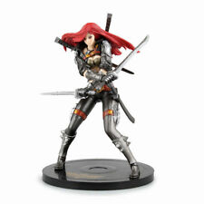 LOL League Of Legends Katarina the Sinister Blade Action Figure Statue 3D Model