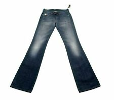 Diesel Indigo, Dark wash Bootcut L34 Jeans for Women