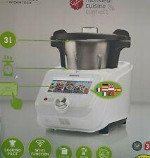 Monsieur Cuisine Connect Multikocher Kochen Mixen Küchenmaschine SKMC 1200 W-LAN
